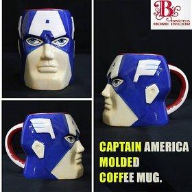 Captain America Mug .