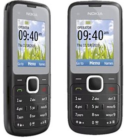 Refurbished Nokia C1-01 - (6 Months Seller Warranty)