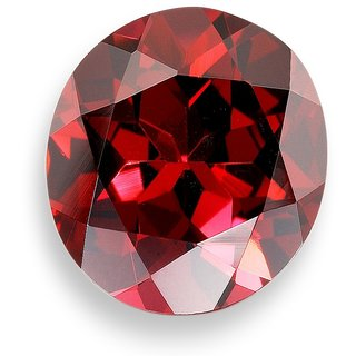 Red Garnet 8 Ratti Lab Certified Natural Gemstone