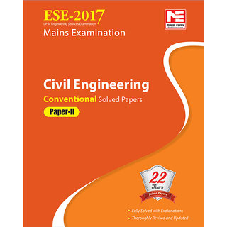 ESE 2017 Mains Examination Civil Engineering Conventional Paper - II
