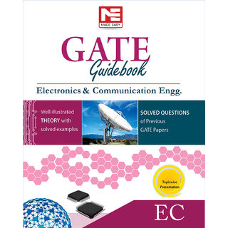 GATE Guidebook  Electronics and Communication Engineering (Theory  Objective)