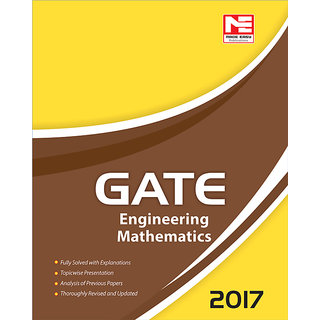 GATE-2017  Engineering Mathematics
