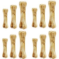 Gold Dust Scoobee 100% Digestible Calcium Treat Chicken Dog Chew (480 G, Pack Of 12) - 101750126