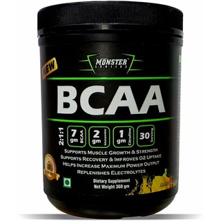 Monster Series Bcaa