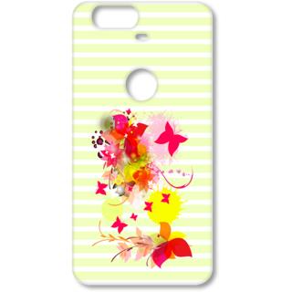 Google Nexus 6P Designer Hard-Plastic Phone Cover from Print Opera - Pink Floral