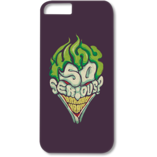 Iphone6-6s Designer Hard-Plastic Phone Cover from Print Opera - So Serious