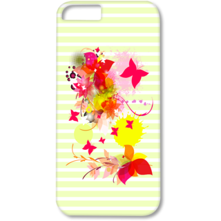 Iphone6-6s Plus Designer Hard-Plastic Phone Cover from Print Opera - Pink Floral