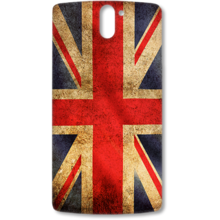 ONE PLUS ONE Designer Hard-Plastic Phone Cover from Print Opera - United Kingdom