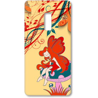 ONE PLUS Two Designer Hard-Plastic Phone Cover from Print Opera - Queen