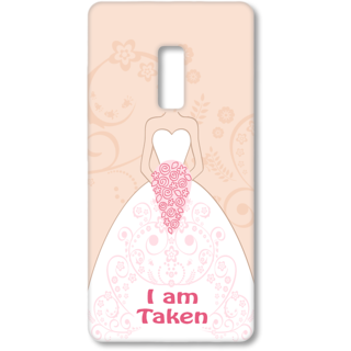 ONE PLUS Two Designer Hard-Plastic Phone Cover from Print Opera - Bride