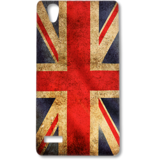 Oppo F1 Designer Hard-Plastic Phone Cover from Print Opera - United Kingdom