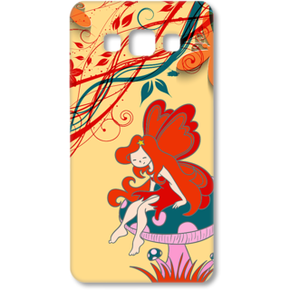 SAMSUNG GALAXY A7 Designer Hard-Plastic Phone Cover from Print Opera - Queen
