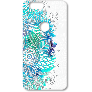 Google Nexus 6P Designer Hard-Plastic Phone Cover from Print Opera - Flowers and Plants