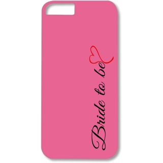 Iphone6-6s Plus Designer Hard-Plastic Phone Cover from Print Opera - Bride To Be