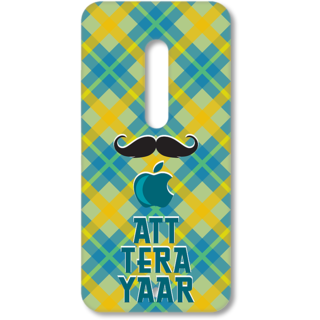 MOTO X Play Designer Hard-Plastic Phone Cover from Print Opera - Att Tera Yaar