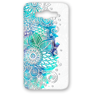 SAMSUNG GALAXY J7 Designer Hard-Plastic Phone Cover from Print Opera - Flowers and Plants