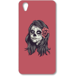 ONE PLUS X Designer Hard-Plastic Phone Cover from Print Opera - Horrible Girl