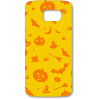 SAMSUNG GALAXY S6 Designer Hard-Plastic Phone Cover from Print Opera - Sign Of Halloween
