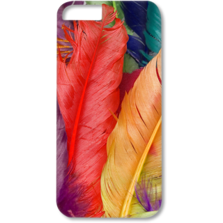 Iphone4-4s Designer Hard-Plastic Phone Cover from Print Opera - Coloured Wings