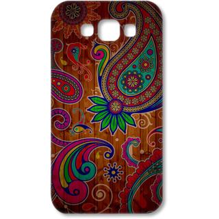 SAMSUNG GALAXY E7 Designer Hard-Plastic Phone Cover from Print Opera - Ancient Design
