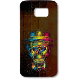 SAMSUNG GALAXY S6 Designer Hard-Plastic Phone Cover from Print Opera - Illusion Image