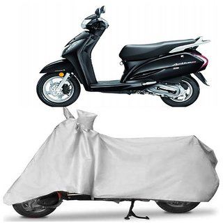 Suzuki Access Scooty Cover Silver (Rohaas)