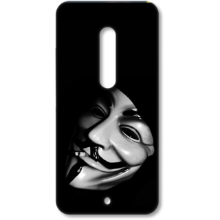 MOTO X Play Designer Hard-Plastic Phone Cover from Print Opera - Smiled Face