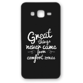 SAMSUNG GALAXY On 5 Designer Hard-Plastic Phone Cover from Print Opera - Quotes