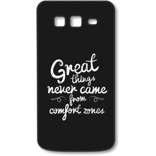 SAMSUNG GALAXY Grand 2 Designer Hard-Plastic Phone Cover from Print Opera - Quotes