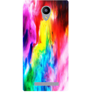Amagav Printed Back Case Cover for Lyf Flame 5 222LfyFlame5