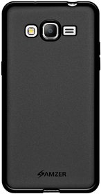 Amzer Pudding TPU Case - Black for Samsung Galaxy Grand Prime 4G, Samsung GALAXY Grand Prime SM-G530H