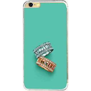 ifasho Engagement Ring Back Case Cover for   6