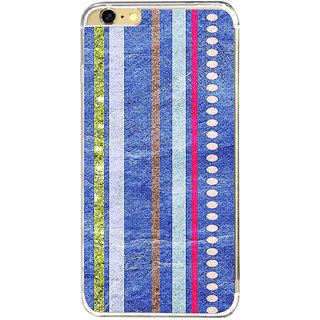 ifasho Animated Pattern colrful tribal design Back Case Cover for   6