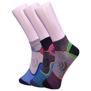 Apsa Sneaker Men Ankle Socks Pack Of 3