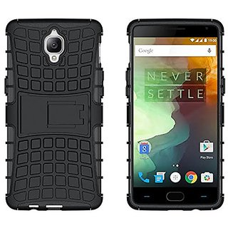 Outre Defender Heavy Duty Double layer Armor Back Case Cover For Oneplus 3