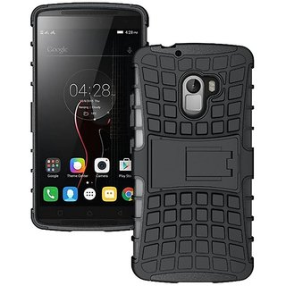 Outre Defender Heavy Duty Double layer Armor Back Case Cover For Lenovo Vibe X3 Lite
