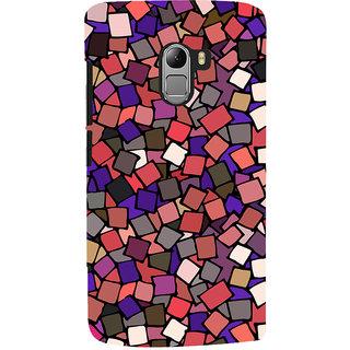 ColourCrust Pattern Style Printed Designer Back Cover For Lenovo K4 Note Mobile Phone - Matte Finish Hard Plastic Slim Case