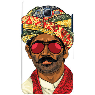 ColourCrust Desi Swag Quirky Printed Designer Back Cover For Samsung Galaxy J5 Mobile Phone - Matte Finish Hard Plastic Slim Case