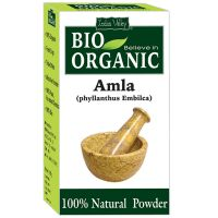 Indus Valley BIO Organic Amla (100 Natural Powder)