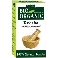 Indus Valley BIO Organic Natural Reetha Powder