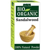 Indus Valley BIO Organic Sandalwood Natural Powder