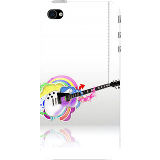 Ifasho Apple iPhone 4S Printed Back Cover