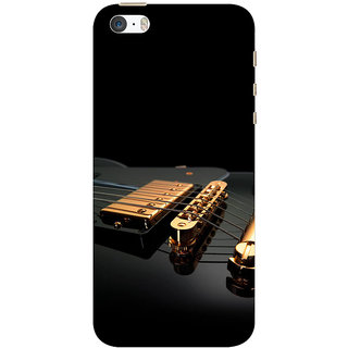 Ifasho Apple iPhone 5S Printed Back Cover
