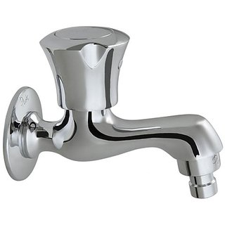 Plumber Nectar 15mm or 0.5-Inch Washing Machine Tap (Chrome)