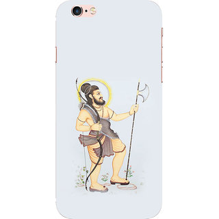 Ifasho Apple iPhone 6S Printed Back Cover