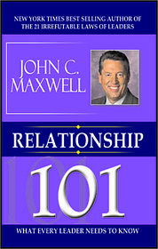 Leadership 101-John C. Maxwell (English) (Paperback)