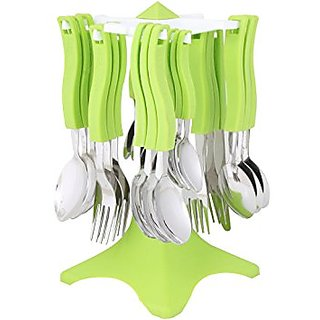 Multi Color Cutlery set by 7Star