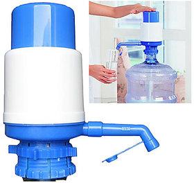 Multicolor Plastic Drinking Water Pump Dispenser -Pump It Up - Manual Water Pumps