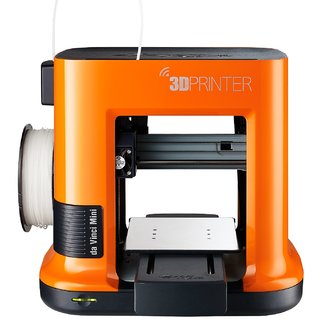 FDM Technology PLA Filament Wireless Connectivity da Vinci Mini 3D Printer