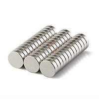 30Pieces LOT of 10mm x 2mm Round Strong Rare Earth Neodymium Magnets N52
